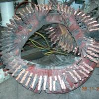 Réparation de moteur éléctrique 2