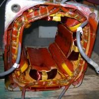 Réparation de moteur éléctrique 8